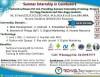 Summer Internship in Techvolt Software Coimbatore
