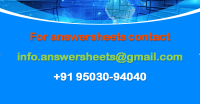 Nmims 2020 solved assignments - Raj and Deepti want your help to invest for Rimmi_s higher education which they estimate would be required after 18 years