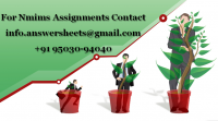 Nmims Oct 2020 Solved Assignments