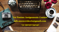 Nmims Ready 2020 Oct Assignments