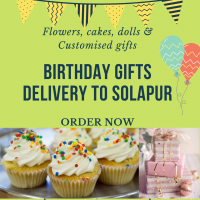 Birthday Gifts Delivery to Solapur