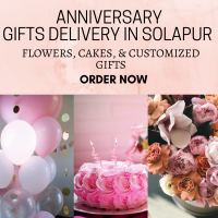 Anniversary Gifts Delivery to Solapur