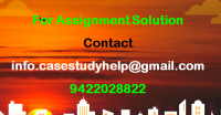 SEP 2021 NM SOLVED ASSIGNMENTS - The case study main goal is to understand that public speaking is a skill that can be learned. Rahul is a fresh college graduate who has started to work for a multinational